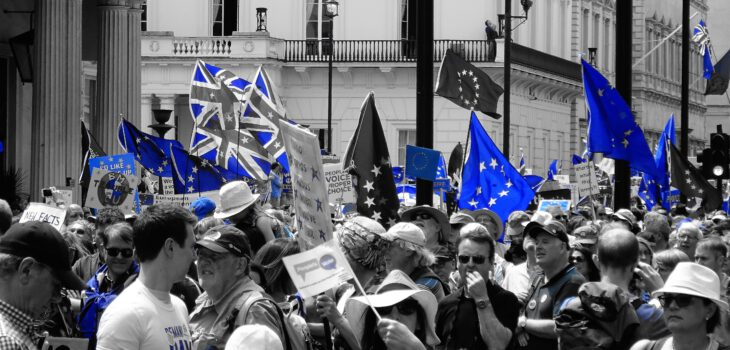 London June 23 2018 (25) Anti Brexit People's Vote March